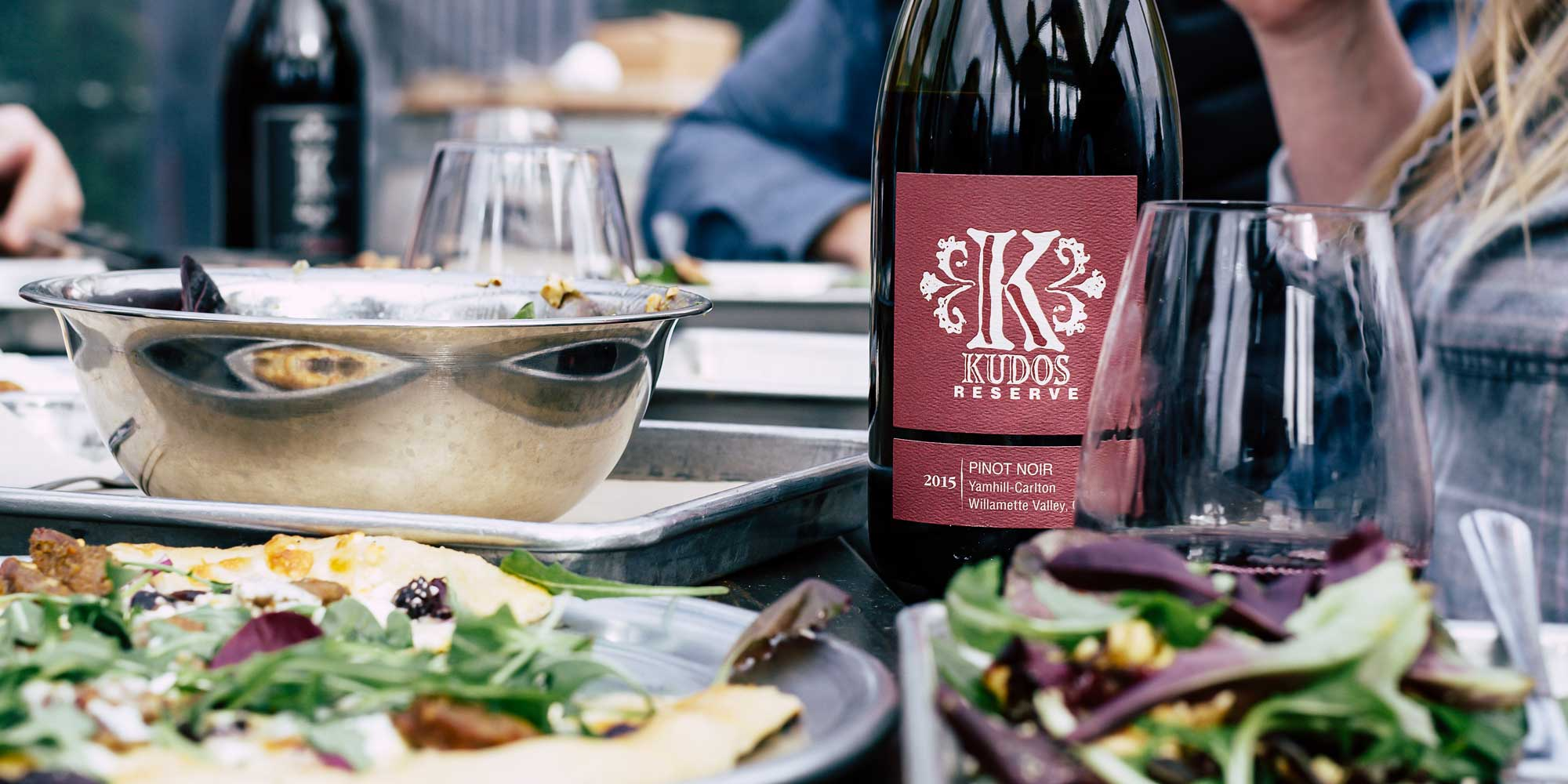 Kudos-reserve-lunch